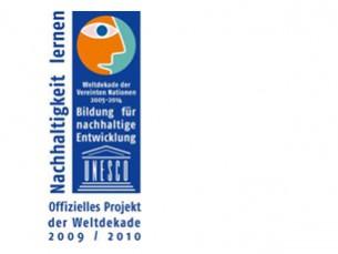Das Forum als offizielles Projekt der UN-Dekade