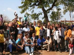 Ein Spielplatz für Moamba – Partnerschaftsreise 2009