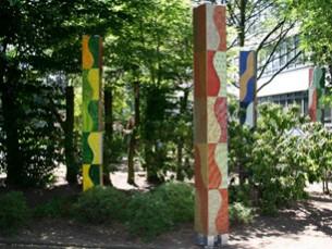 Kunstprojekt in der Malerabteilung